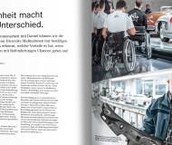 Daimler Diversity Broschüre – Vielfalt macht stark