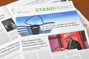 Den »standpunkt« für »Sauerland Initiativ« markieren
