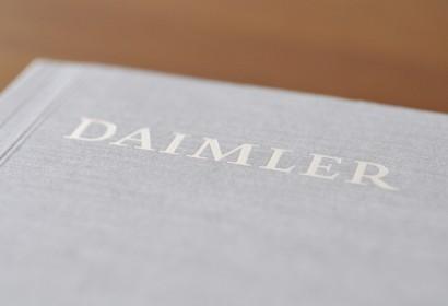 Ready to start up – Mit Daimler fährt die Zukunft vor